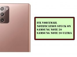 Fix Voicemail Notification Stuck on Samsung Note 20, Note 20 Ultra
